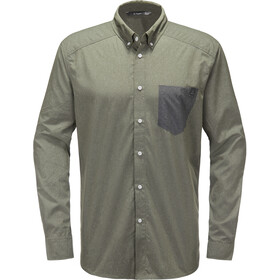 Haglöfs Vejan Longsleeve Shirt Heren, sage green